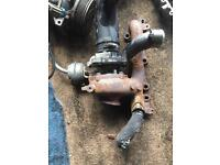 Vauxhall Vectra Zafira Astra 1.9 Cdti Turbo Charger Z19dth