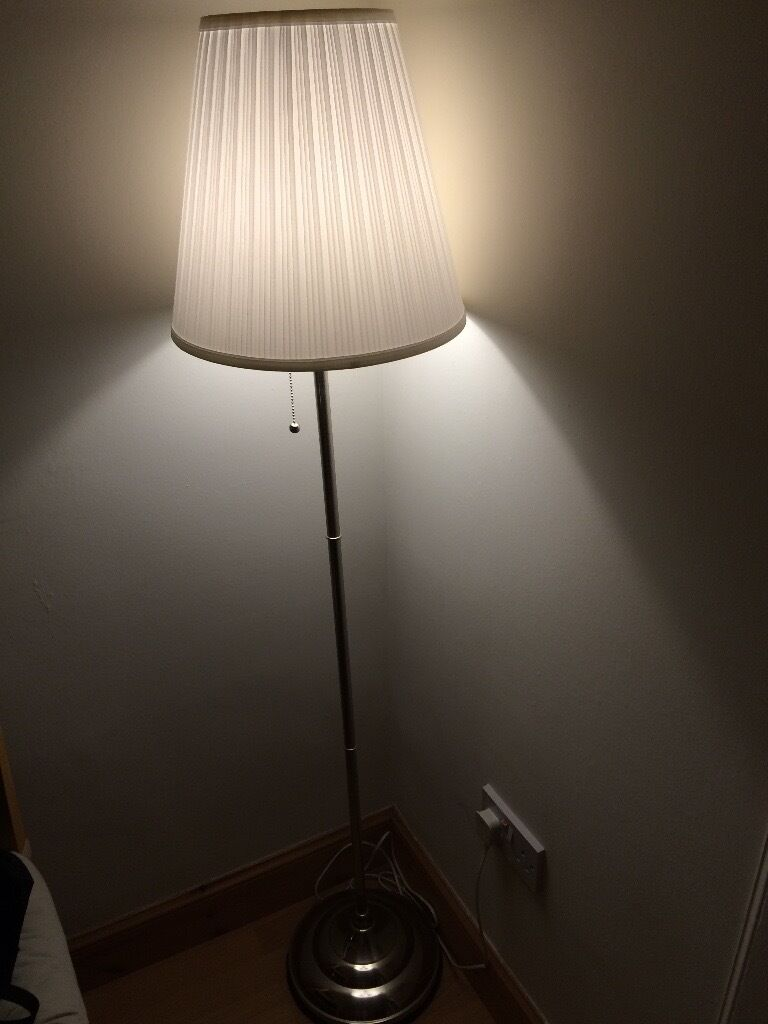 ikea arstid floor lamp in st andrews fife gumtree. Black Bedroom Furniture Sets. Home Design Ideas