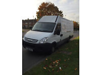 2008 IVECO DAILY 35S12 LWB, DIESEL WHITE