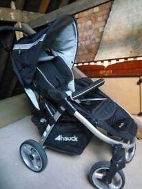 pushchair travel system