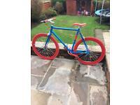 Fixie bike (new)