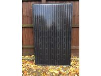 Two CANADIAN SOLAR 250w solar panels (photovoltaic) - 2 years old