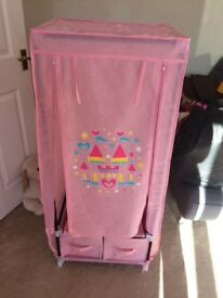 Children's Canvas Wardrobe