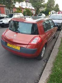 For sale Renault megan 1.6 petrol