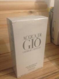 Georgio Armani Aqua Di Gio Perfume 100ml Designer