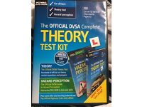 DVSA complete theory test kit