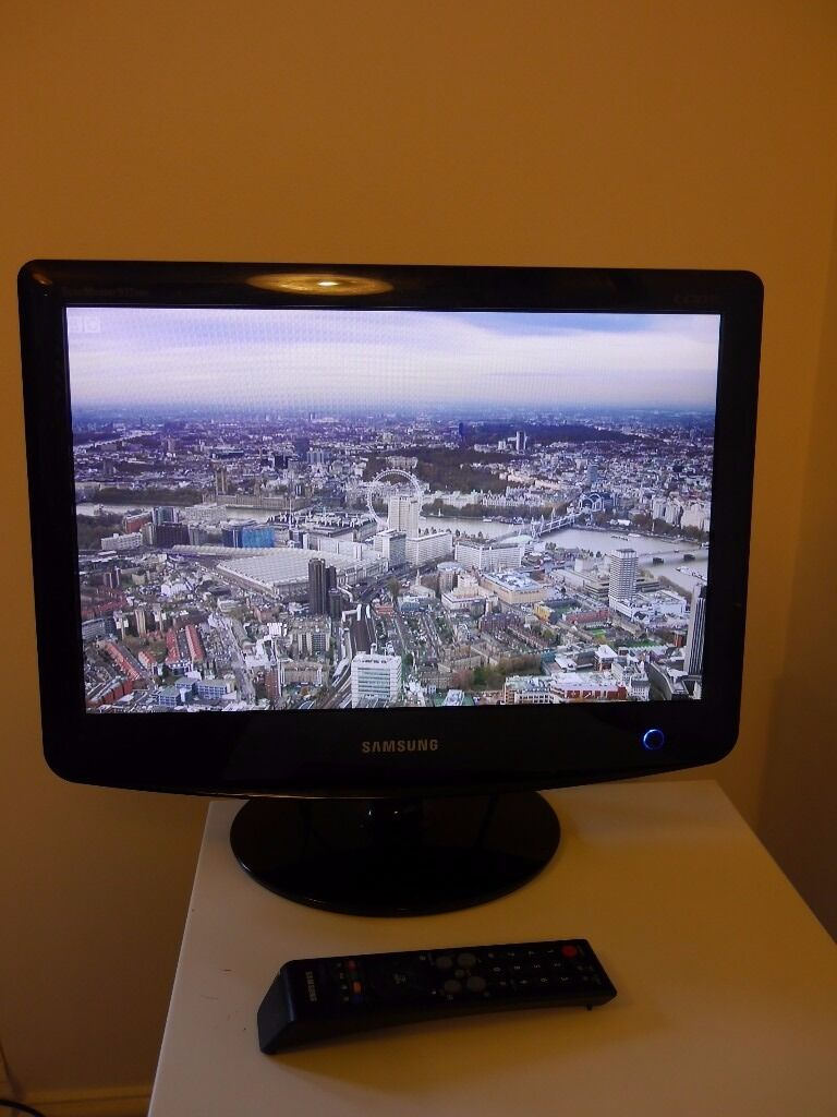 Samsung Tv 17 Inch Screen In Victoria London Gumtree