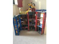 KidKraft Fire Station & Furniture