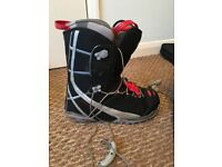 Men's salomon snowboard boots