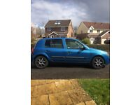 Blue Renault Clio Expression 1.2 16v *Perfect for a 1st car*