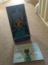 Limited addition Elsa meerkat
