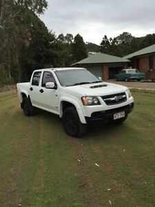 2009 Holden Colorado 4x4 Yandina Creek Noosa Area Preview