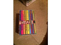 34 books by fantastic author Jacqueline Wilson in excellent condition