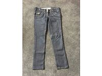 Ladies size 8s river island jeans