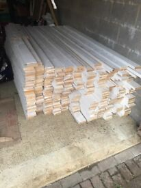 new internal softwood door lining