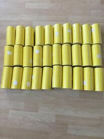 30 x Rolls of tickets for Paxar Price Gun Labels