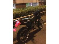 Derbi Senda X-Race sm 50cc/70cc airsal