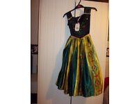 Frozen Ana Dress 5-6 yrs