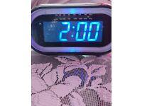 ASDA CLOCK RADIO ALARM