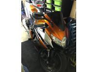 Gsxr600 k8 2009