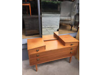 Retro Dresser - free local delivery feel free to view , great size size L 44 in D 17 in H 26 in