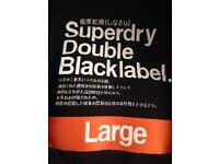 Genuine Superdry Double Blacklabel Jacket
