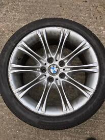 bmw r18 msport wheel