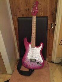 CandyRox Electric Guitar