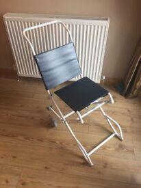 Multi-purpose transfer chair