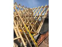 2 x gold CSCS 1st fix Carpenters available