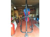 Punchbag with stand for sale