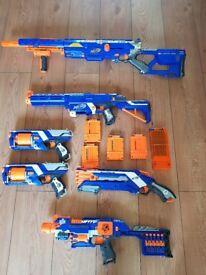 Nerf Guns (Multiple)