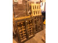 FREE Wooden Pallets / Scrap Wood
