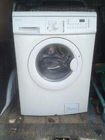 John Lewes washing machine