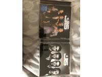 JLS CD'S