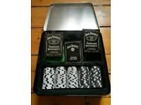 Jack Daniels Poker Set