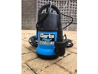 Clarke CSE400A Submersible Water Pump (Used)