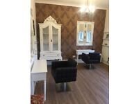 Hairdresser required to rent a chair Laindon Station (C2C line)