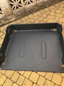 Land Rover DISCOVERY 2 boot liner