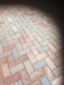 Blockleys clay pavers