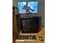 Gaming PC - I5 3470, GTX 1070, 8 GB DDR3 RAM, 240GB SSD, WD 500GB HDD