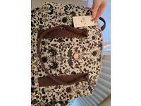 Brand New with Tags Nica weekend Bag Hazel Stone