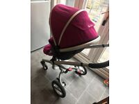 Push chair silver cross surf