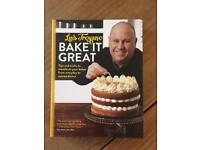GBBO Louis cook book
