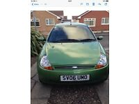 Ford ka luxury 2006 1years mot selling for £900 ono