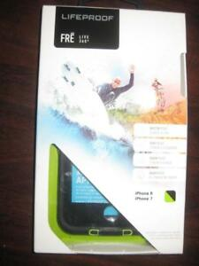LifeProof FRE Live 360 Apple iPhone 7 / 8 Case. Protect Smart Phone. Screen Protector. Water Proof. Dirt Proof. Drop