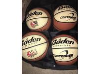 Baden indoor basketball NBA Nike size junior/women