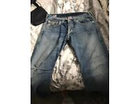 True religion & stone island jeans (from choice)