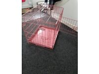 Dog cage great condition