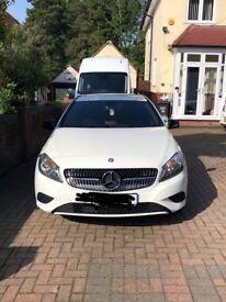 Mercedes A180 CDI AMG Night Edition